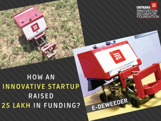 How an innovative startup raised 25 lakh in funding?