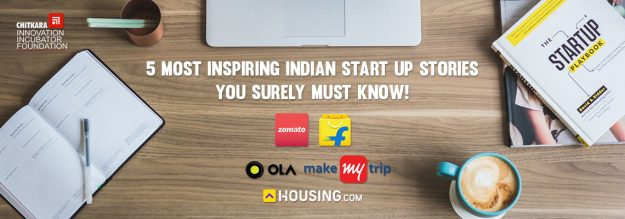 5 Most Inspiring Indian Start up Stories you surely must know!