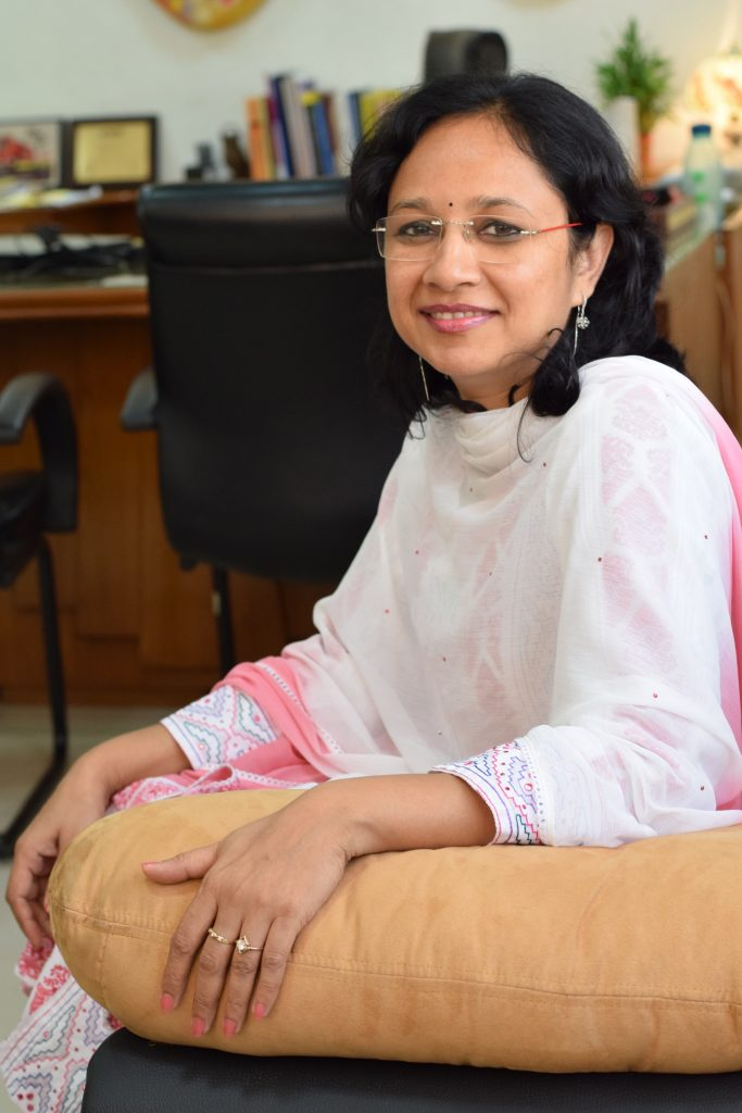 Dr Archana Mantri, Vice Chancellor-Chitkara University, Punjab